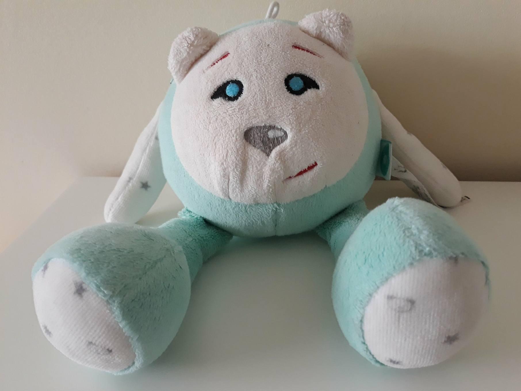 Szumiś zabawka wspierająca sen dziecka.
