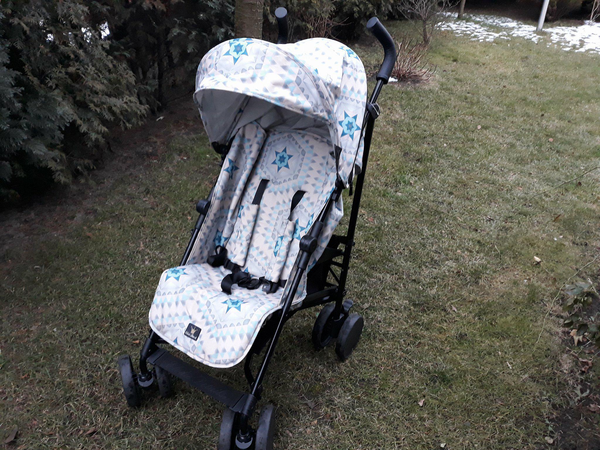 Wózek Elodie Details lekka spacerówka, recenzja, opinie.