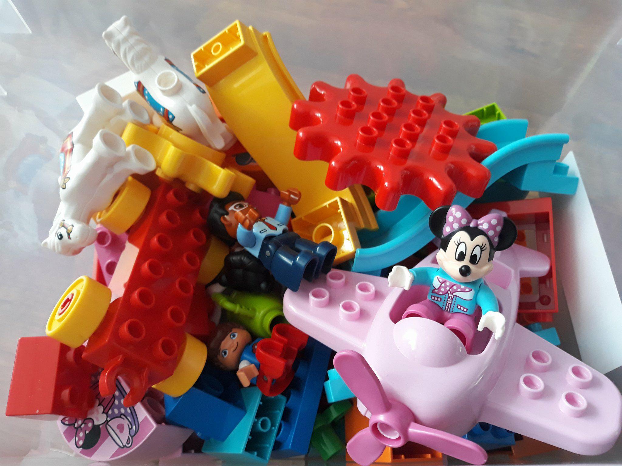 Klocki Lego Duplo. Prezent naroczek.