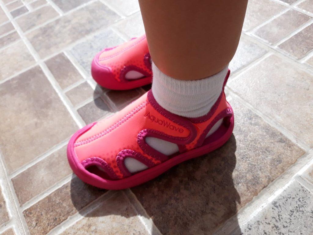 Buty dowody dla dzieci AcuaWave.