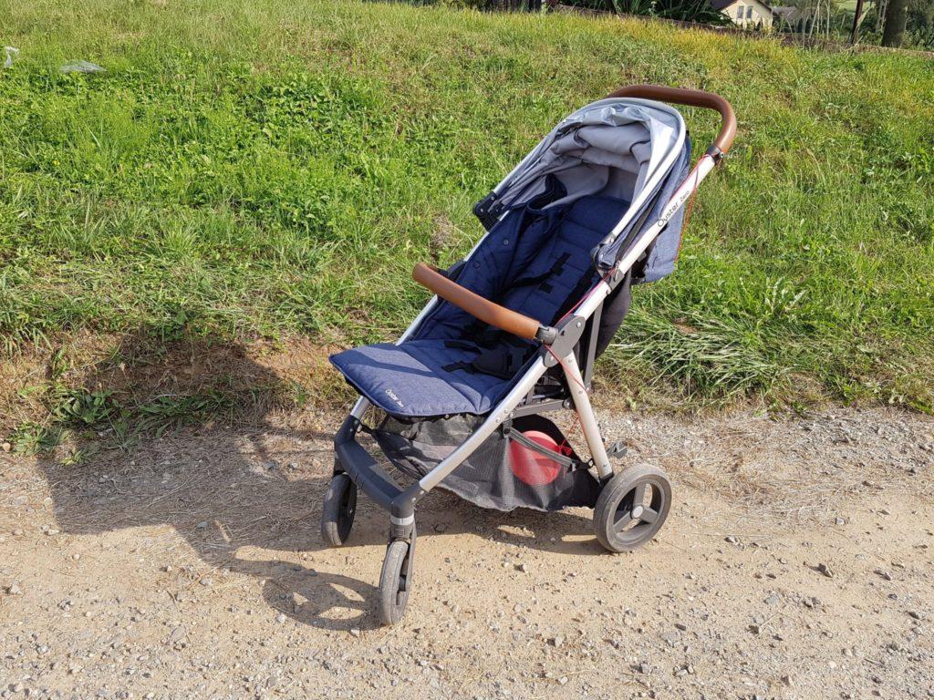 Baby Style Oyster Zero wózek spacerowy.