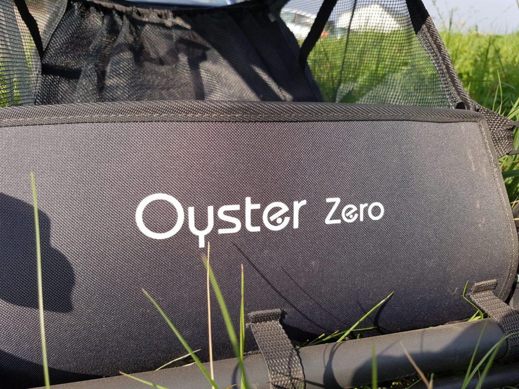 Oyster Zero pojemny kosz nazakupy.