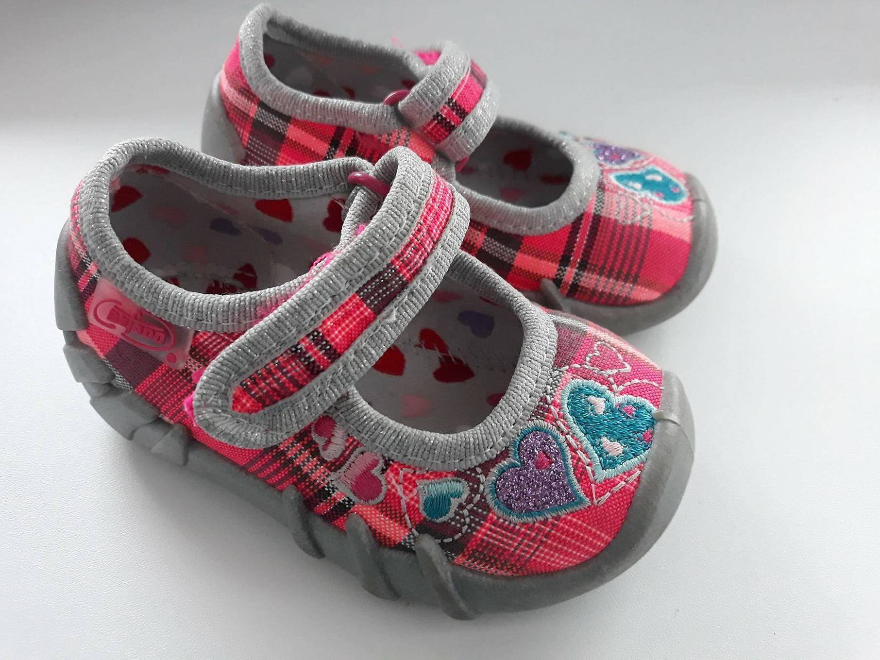 Jak wybrać pierwsze buty dla dziecka?