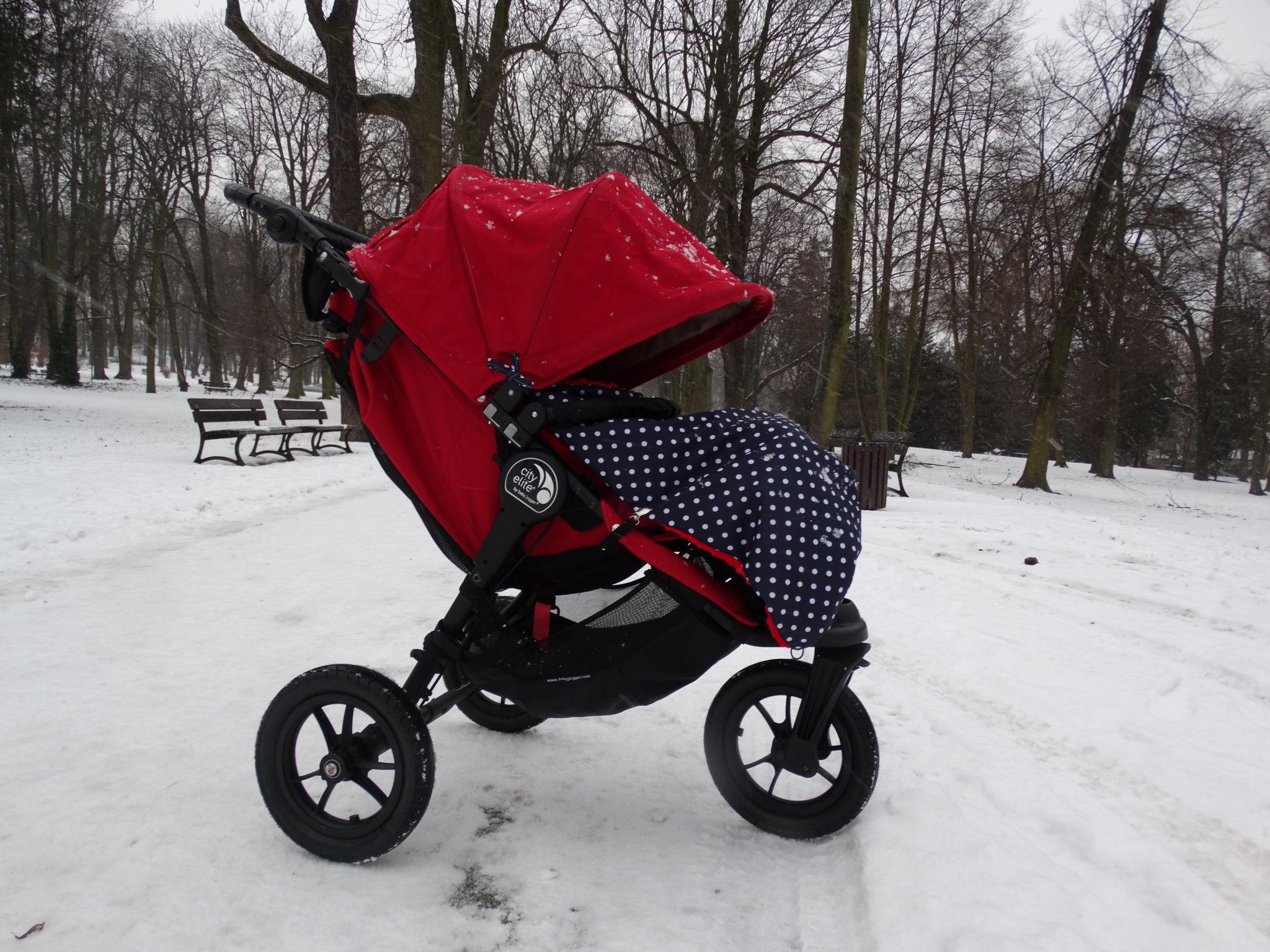 Baby Jogger City Elite - recenzja wózka.
