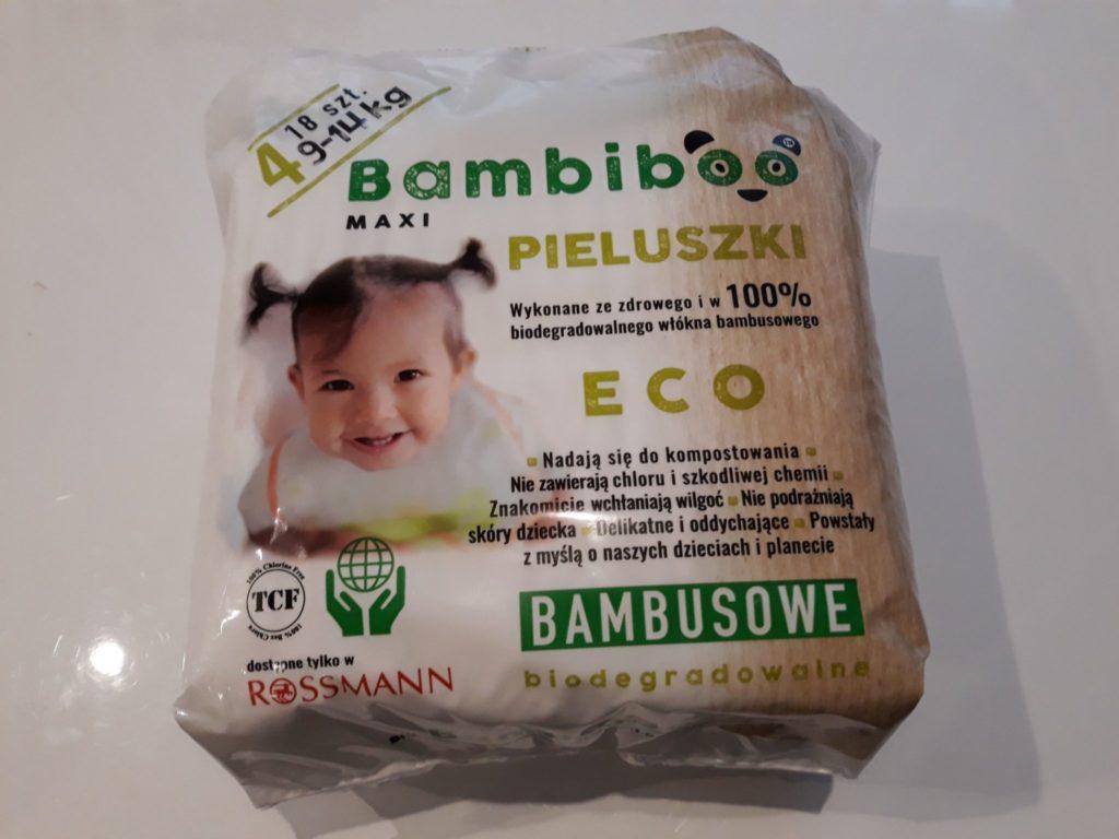 Pieluchy Bambiboo.
