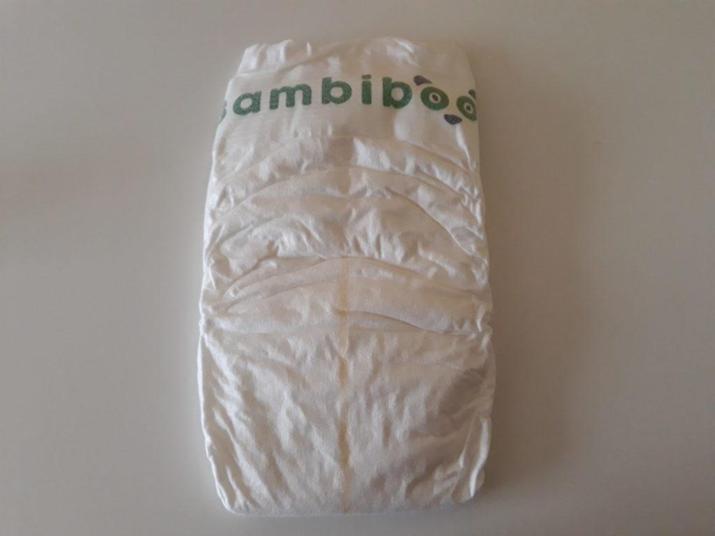 Bambiboo 4, pieluchy biodegradowalne.