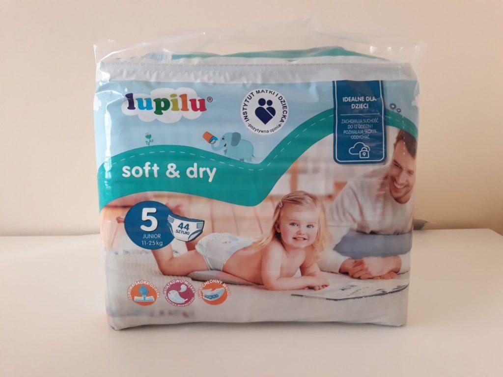 Lupilu pieluchy Soft&Dry.