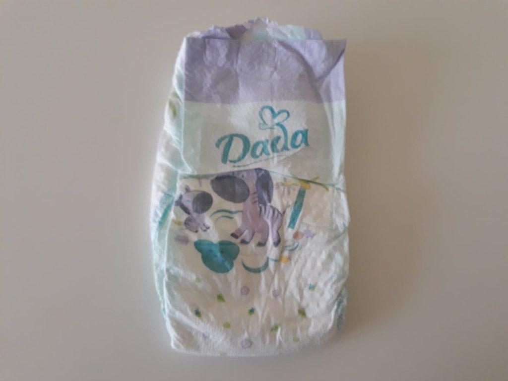 Dada Extra Soft, pieluchy zBiedronki.