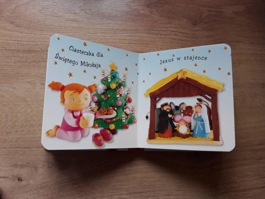 Boże Narodzenie. Obrazki dla maluchów,