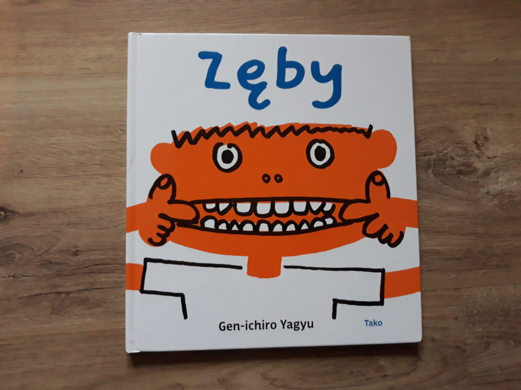 Zęby książka.