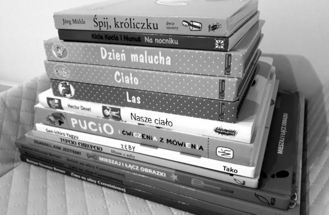 Książki na prezent pod choinkę dla dzieci.