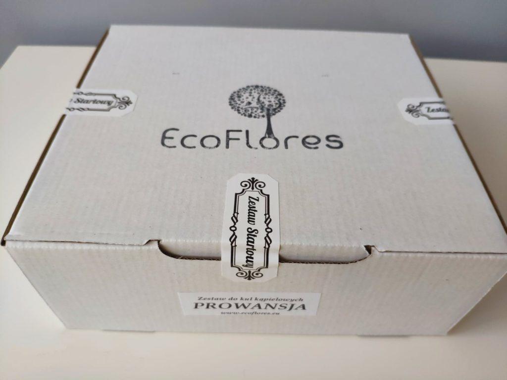 Zestaw startowy dorobienia kul dokąpieli Eco Flores.