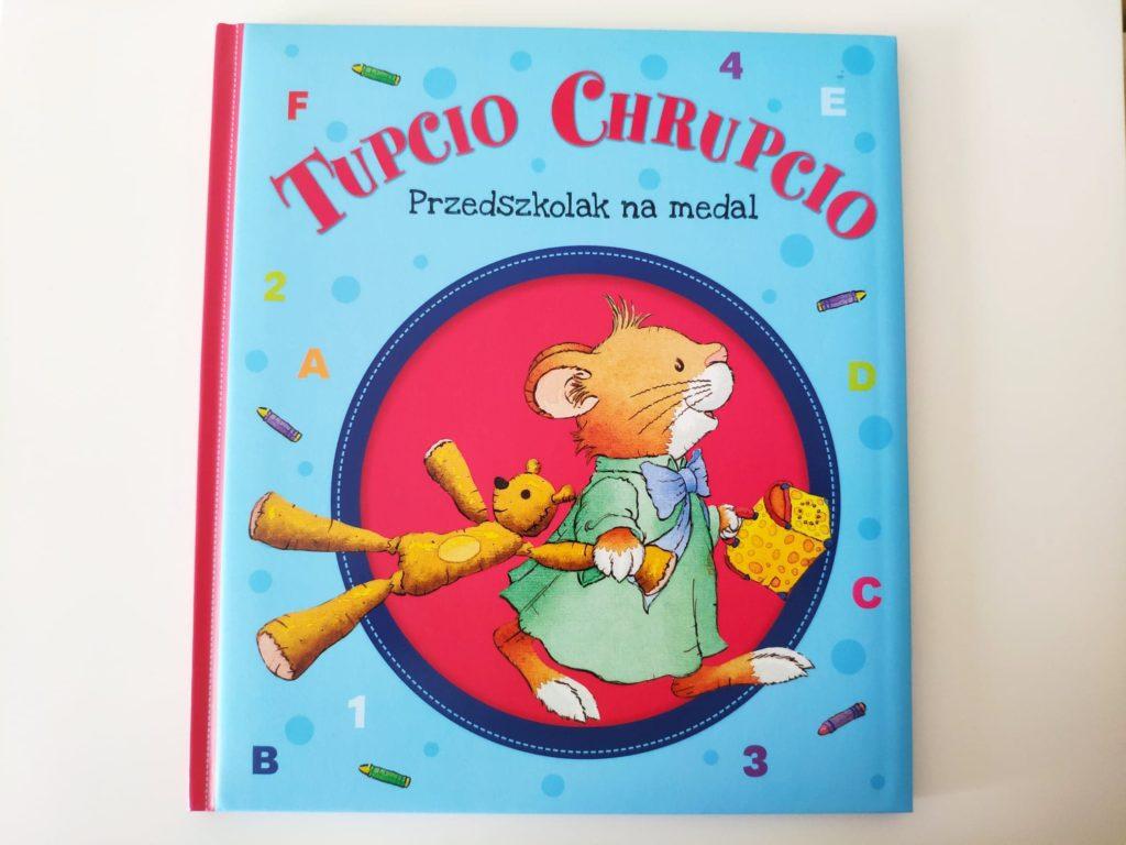Tupcio Chrupcio Przedszkolak namedal.