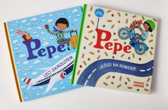 Pepe książka dla dzieci.
