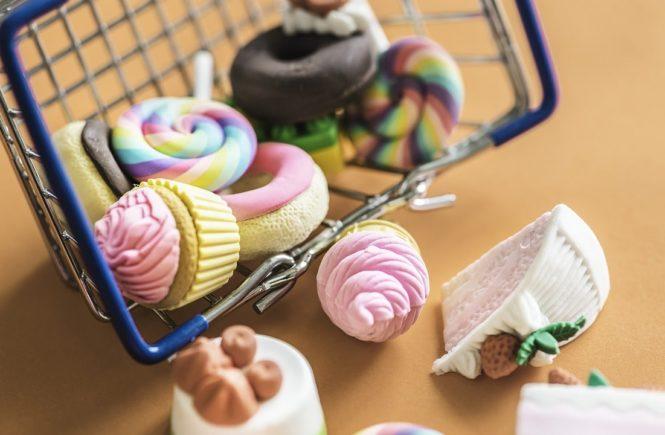 Cukier w diecie dziecka.