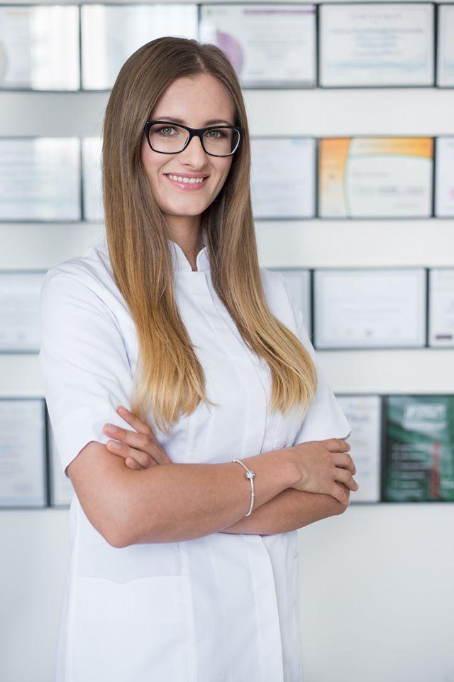 Karolina Nowak dietetyk, psychodietetyk.