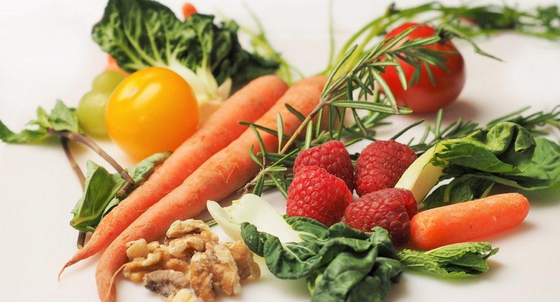Wspieranie odporności poprzez zdrową dietę. Produkty wspierające odporność.