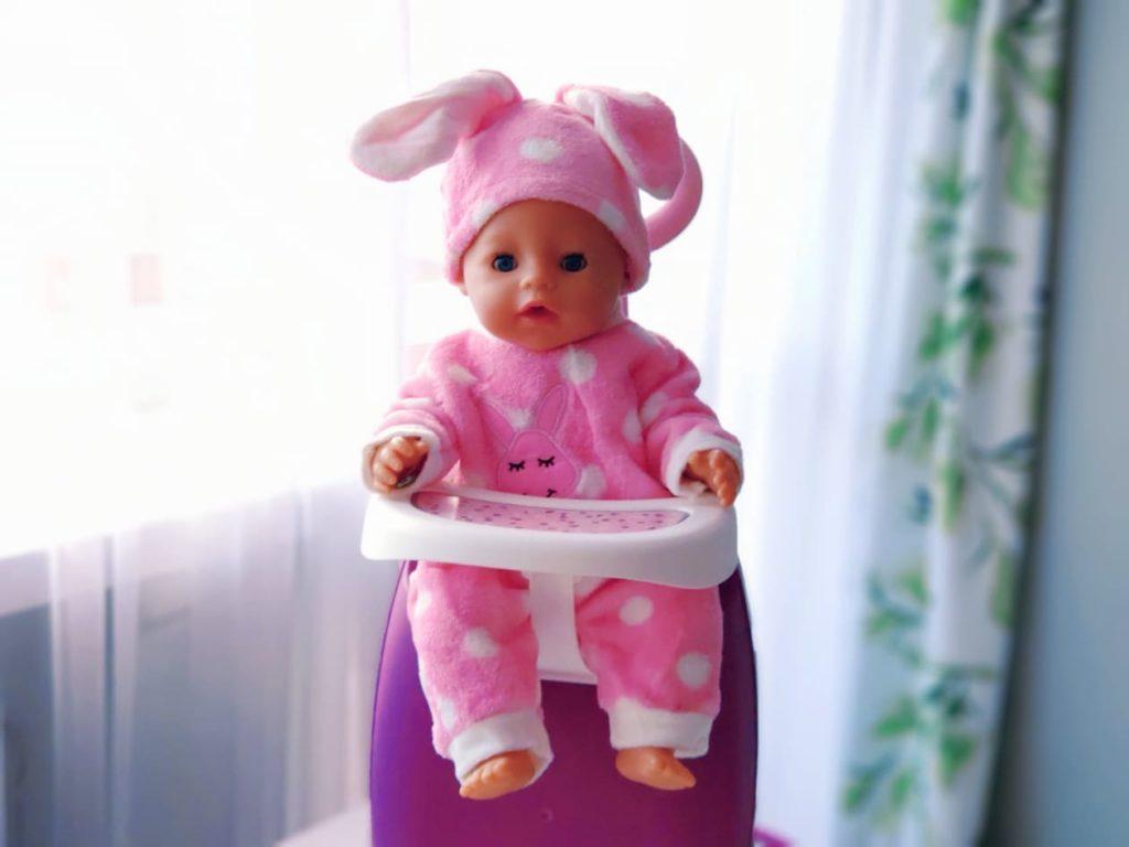 Lalka Baby Born. Prezent dla dziecka.