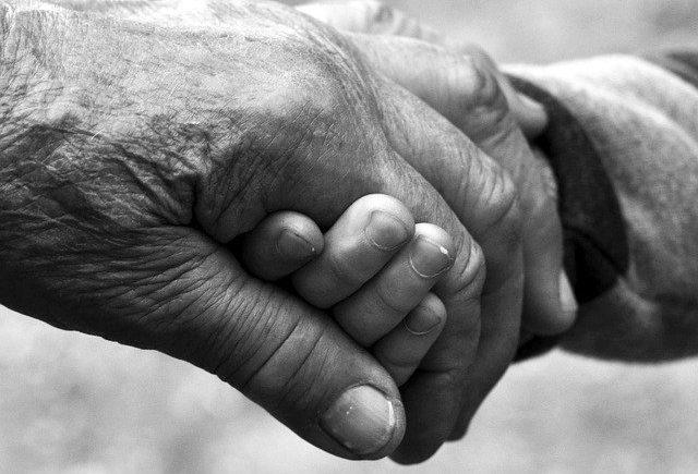 Dziadkowie skarb każdego dziecka.